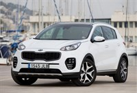 Kia Sportage (4th generation)